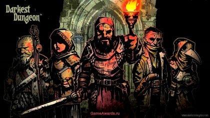 Самое опасное путешествие – Обзор RPG Darkest Dungeon