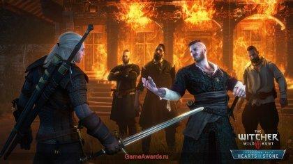 Прохождение игры The Witcher 3: Wild Hunt – Hearts of Stone (DLC)