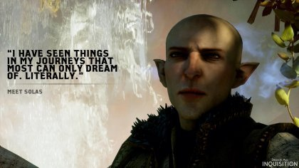Dragon Age: Inquisition - Разбираем концовку игры
