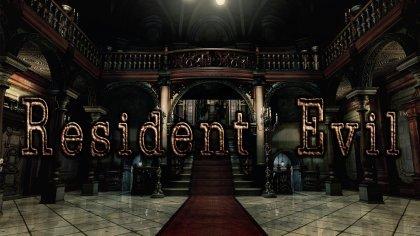 Прохождение игры Resident Evil Remastered