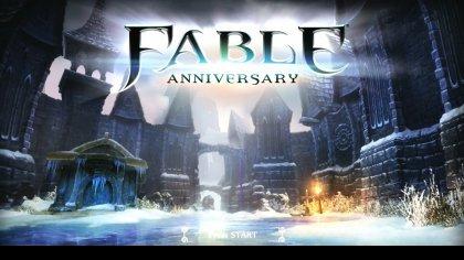 Обзор (Рецензия) Fable Anniversary