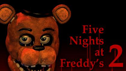 Прохождение игры Five Nights at Freddy's 2