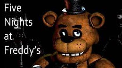 Прохождение игры Five Nights at Freddy's