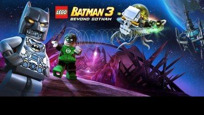 Прохождение игры Lego Batman 3: Beyond Gotham