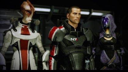 Обзор (рецензия) Mass Effect 2