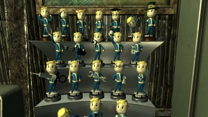 Местонахождение пупсов в Fallout 3