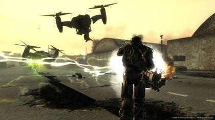 Прохождение Fallout 3: Broken Steel