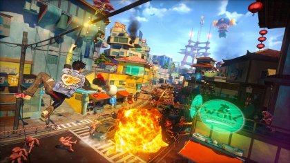 Превью Sunset Overdrive