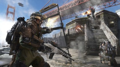 Call of Duty: Advanced Warfare превью