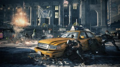 Tom Clancy\'s The Division превью