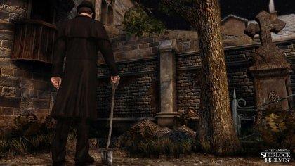 Прохождение игры The Testament of Sherlock Holmes. Часть 4