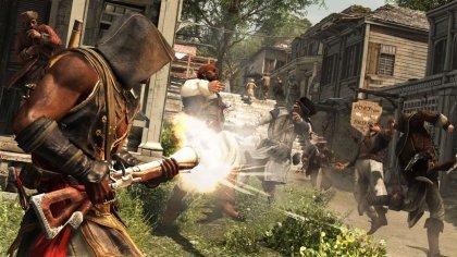 Assassin\'s Creed IV: Black Flag. Обзор игры