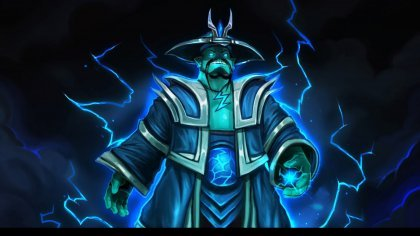 Storm Spirit - обзор героя Dota 2