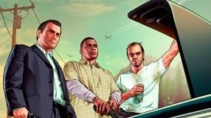 Grand Theft Auto V. Обзор игры