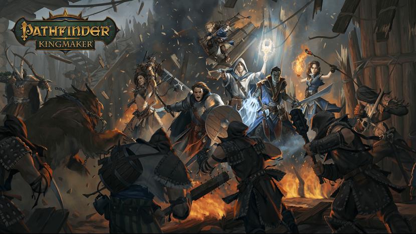 Превью (Первый взгляд) игры Pathfinder: Kingmaker – «Приключения настоящих королей»