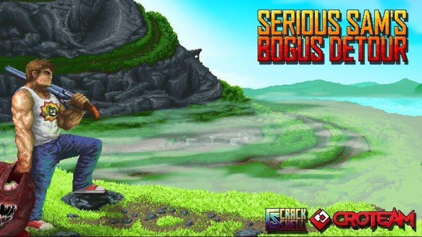 Обзор (Рецензия) игры Serious Sam's Bogus Detour – «Любимая серия в новом формате»