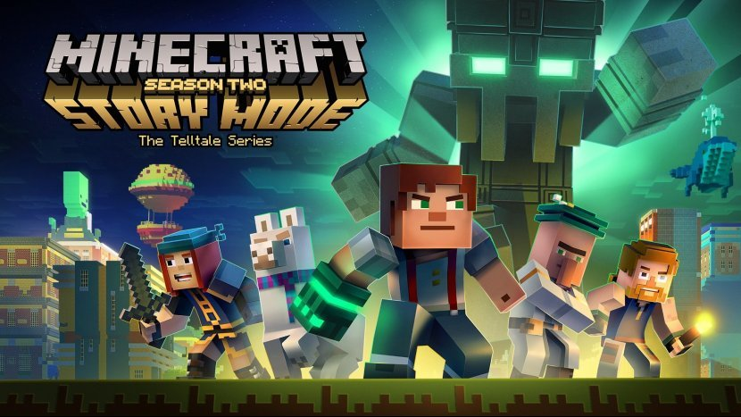 Полное прохождение Minecraft: Story Mode – Season Two (Episode 1-5)