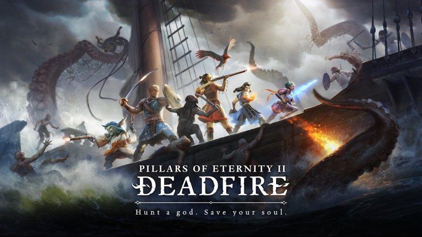 Превью (Предварительный обзор) игры Pillars of Eternity 2: Deadfire – «Боги не умирают»