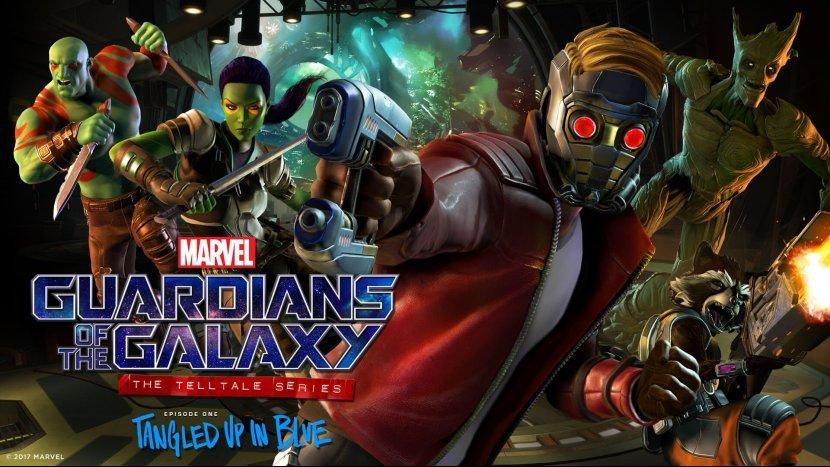 Обзор (Рецензия) игры Marvel's Guardians of the Galaxy – «Эпизод – 1: Запутавшиеся в грусти»