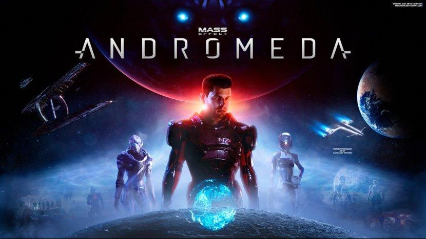 Обзор (Рецензия) игры Mass Effect: Andromeda – «Новая глава»