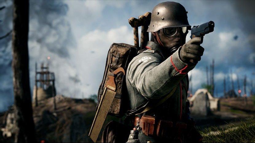 Полное прохождение Battlefield 1