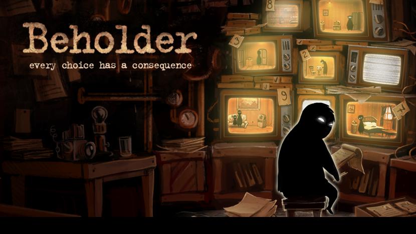Обзор (Рецензия) Beholder – «Мнимая свобода»