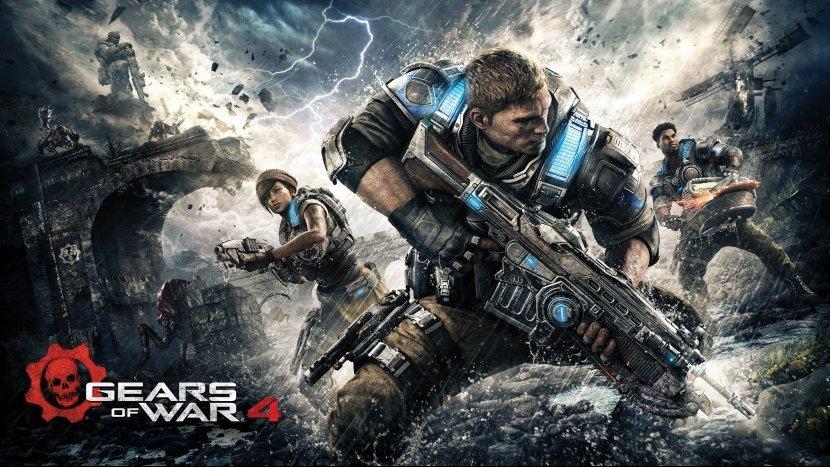 Обзор (Рецензия) Gears of War 4 – «И снова в бой»