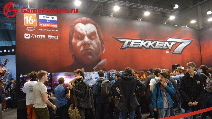 «ИгроМир 2016»: Интервью с Кацухиро Харада генеральным продюсером проекта Tekken 7