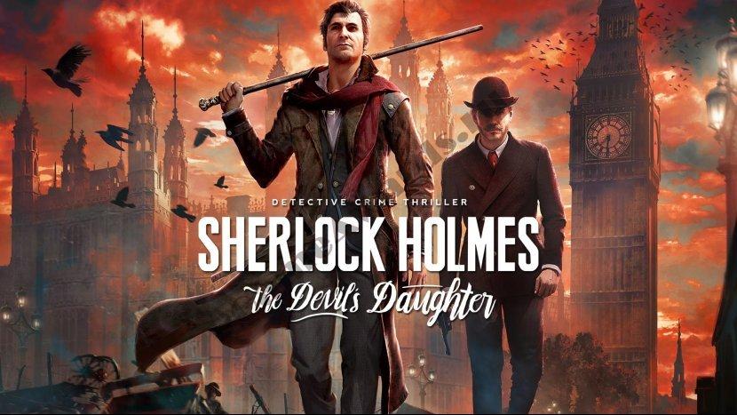 Полное и подробное прохождение игры Sherlock Holmes: The Devil's Daughter