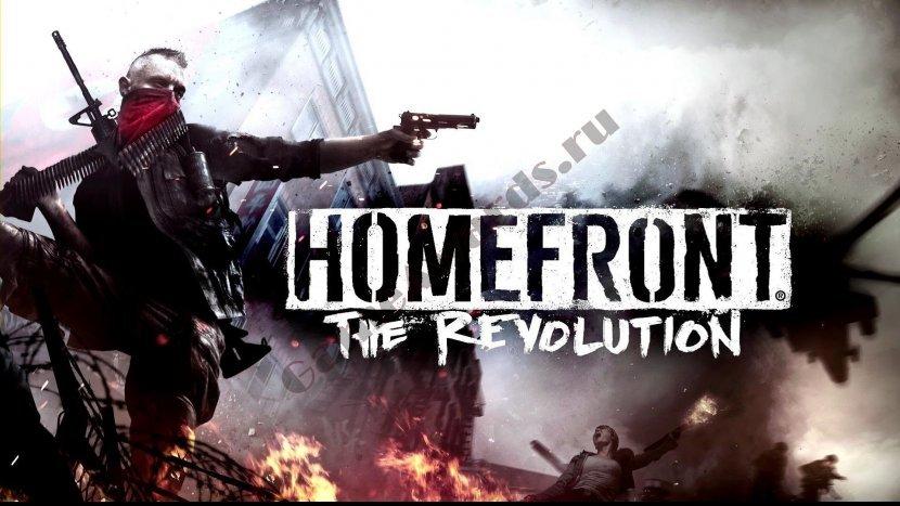 Революция ради ничего – Обзор шутера Homefront: The Revolution