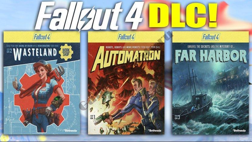 Прохождение игры Fallout 4: Far Harbor (DLC)