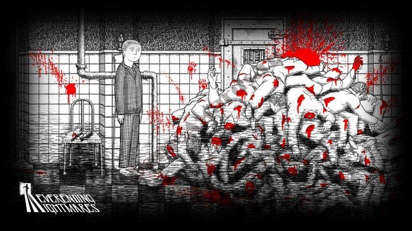 Запутанный кошмар – Обзор хоррора Neverending Nightmares