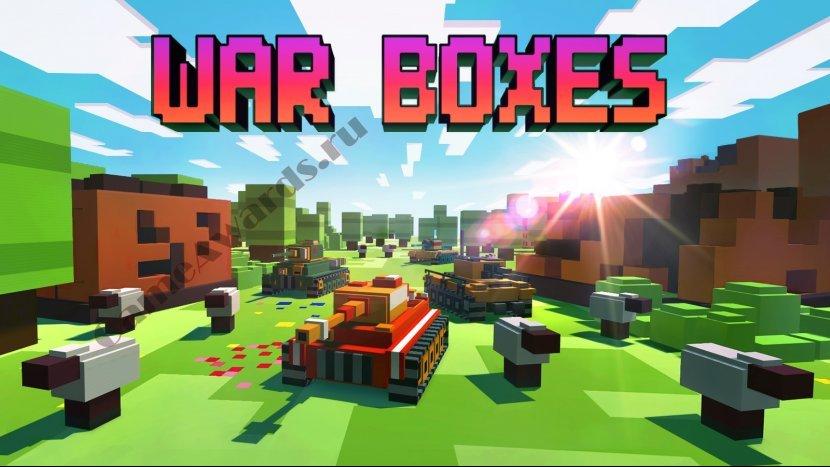 Развали врага на кубики – Обзор экшена WAR BOXES