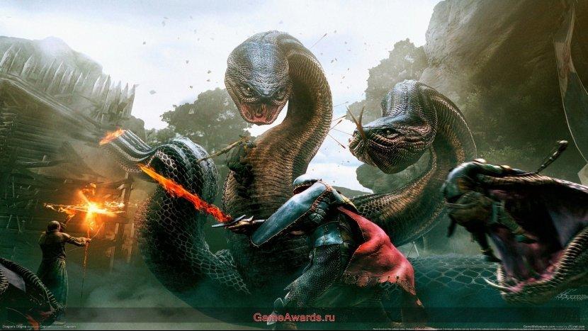 А вот и на PC подъехала – Обзор RPG Dragon's Dogma: Dark Arisen (DLC)