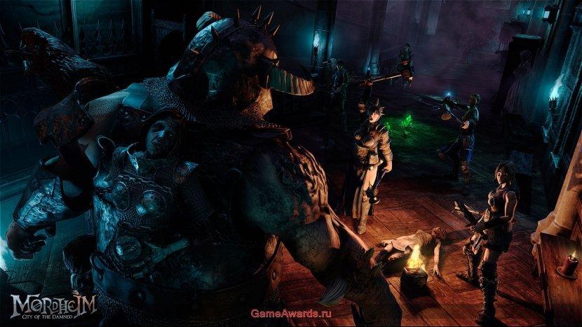 Реализм современного хардкора – Обзор стратегии Mordheim: City of the Damned
