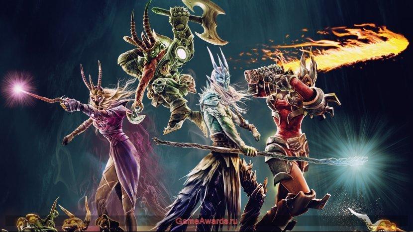 Прохождение игры Overlord: Fellowship of Evil