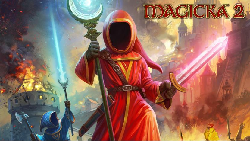 Обзор (Рецензия) Magicka 2