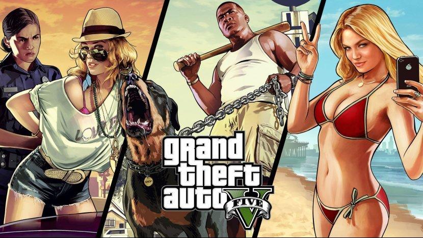 Прохождение дополнительных заданий GTA 5