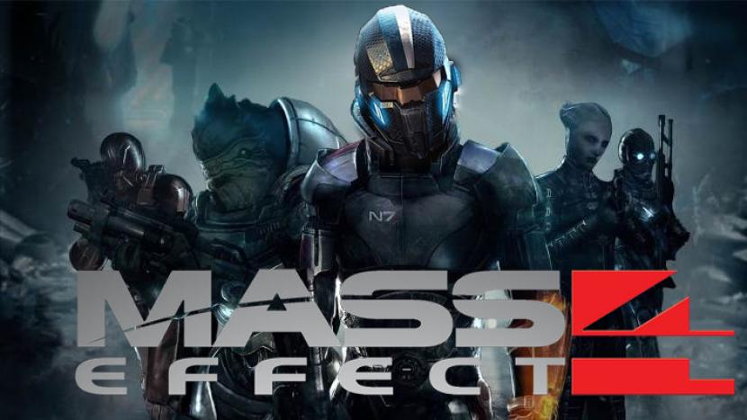 Mass Effect 4 -