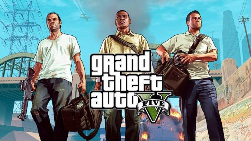 Прохождение игры GTA V