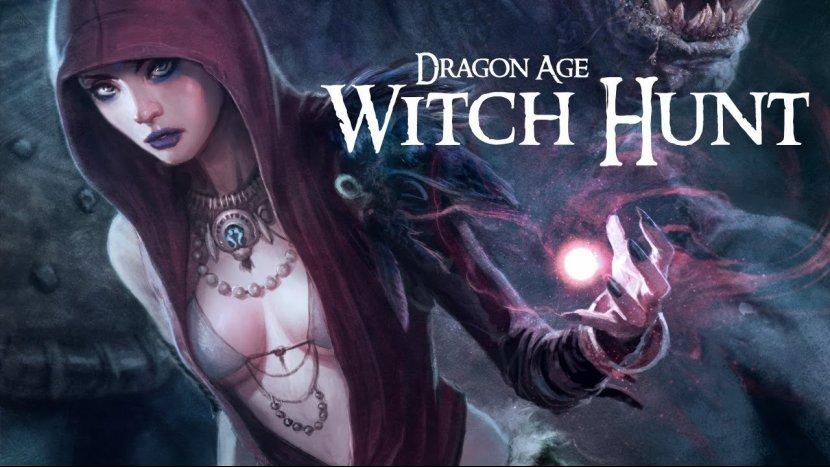 Прохождение Dragon Age: Origins DLC - Охота на Ведьм