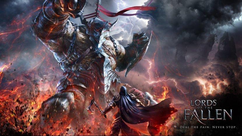 Обзор (Рецензия) Lords of the Fallen