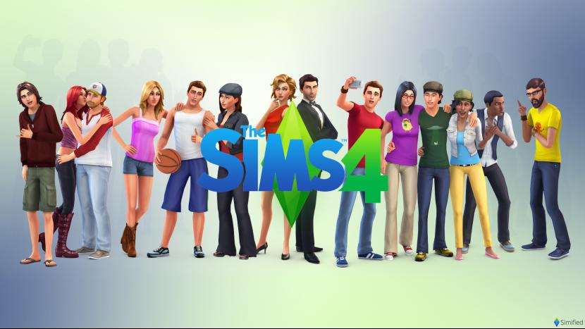 Обзор (Рецензия) The Sims 4