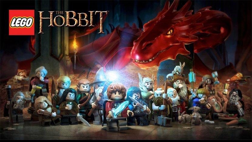 Прохождение игры LEGO The Hobbit