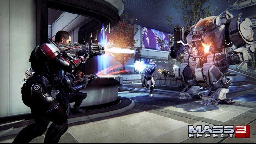 Прохождение Mass Effect 3