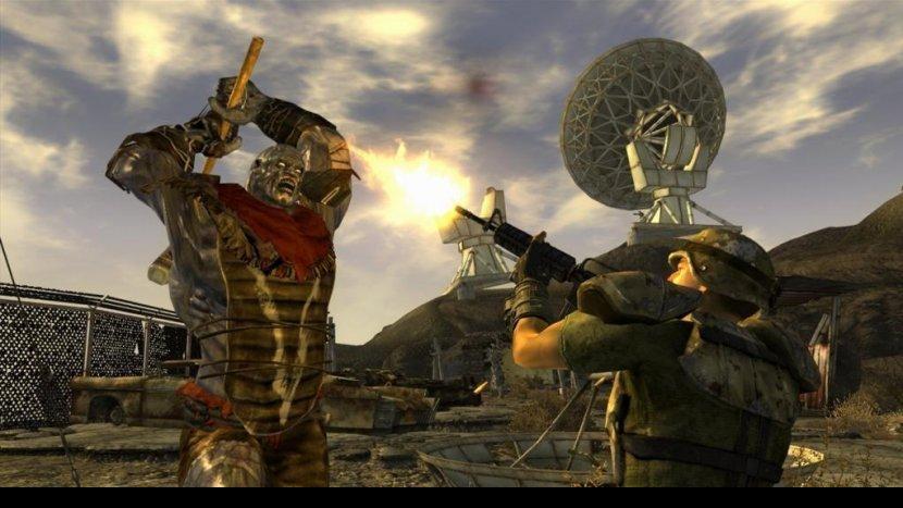 Обзор (рецензия) Fallout: New Vegas