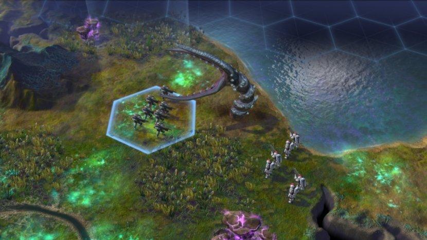 Превью Sid Meier's Civilization: Beyond Earth