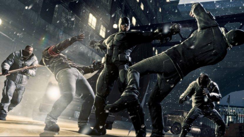 Прохождение игры Batman: Arkham Origins. Продолжение