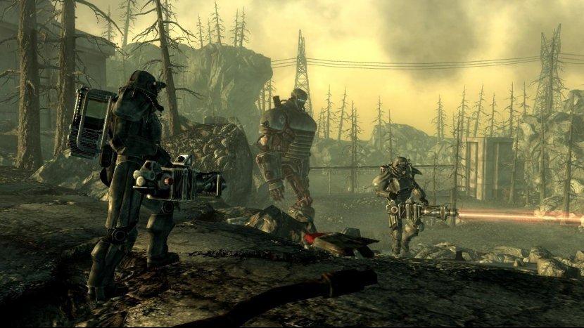 Прохождение сюжета Fallout 3