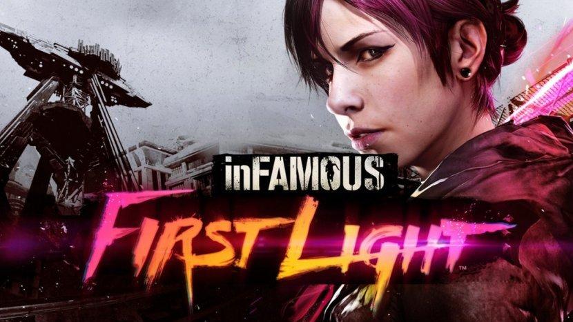 InFamous First Light рецензия